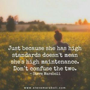 highstandards